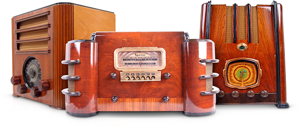 restored antique radios for sale