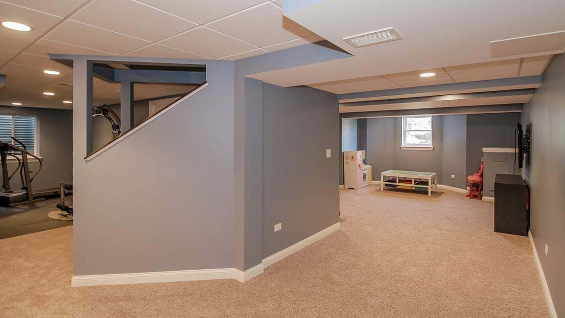 basement remodeling highlands ranch