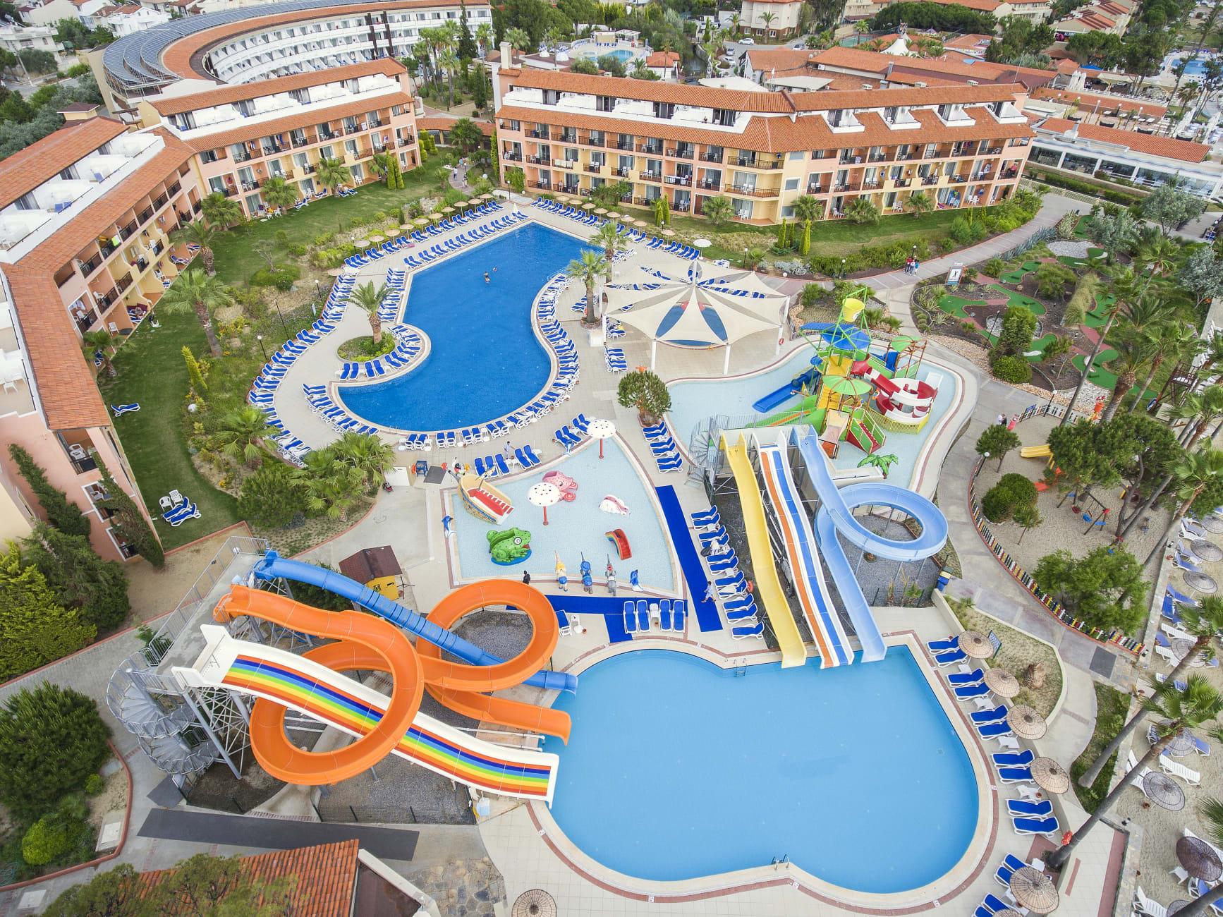 Holidays in Kusadasi Turkey