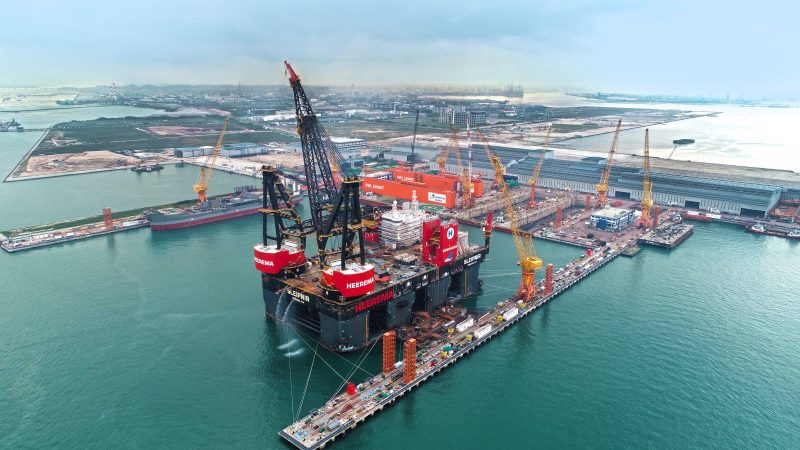 marine contractors Florida