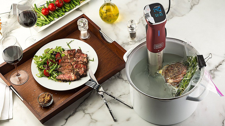 Sous Vide and its benefits