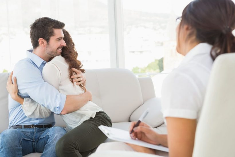 marriage counselling toronto