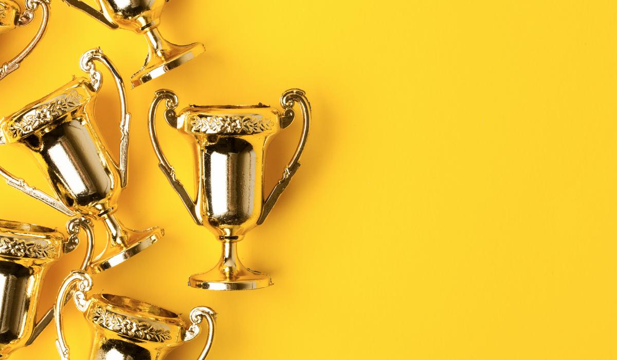 custom wrestling trophies