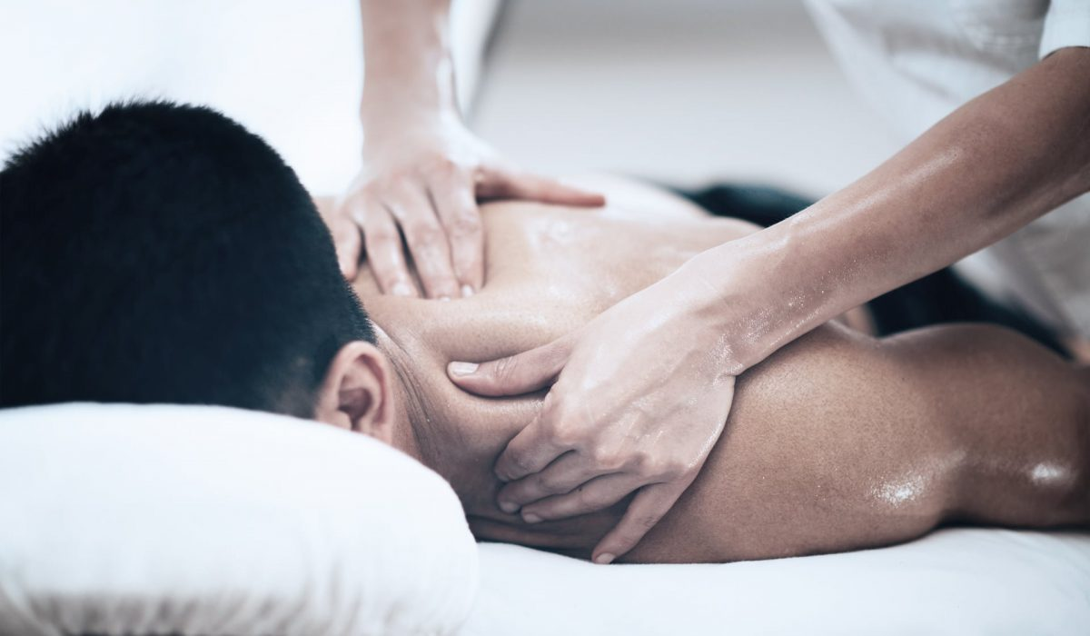 different types of massages